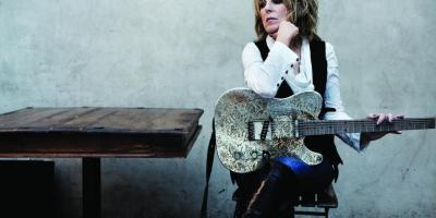 Lucinda Williams plays Rhythm and Roots Festival in Charlestown, Rhode Island