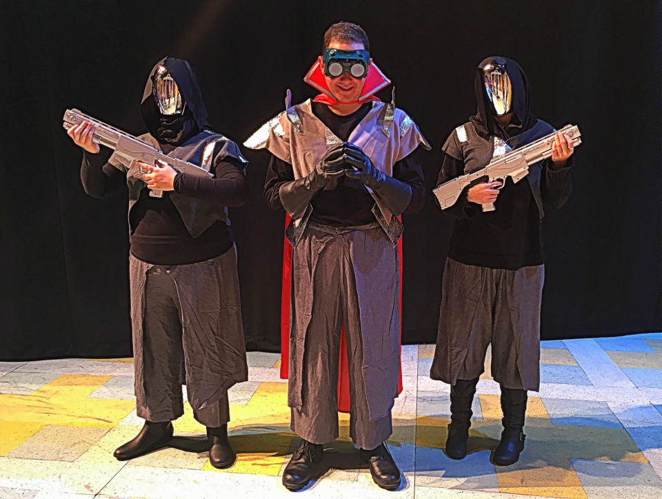 The Final Voyage of X Minus One by Counter Productions Theatre Company