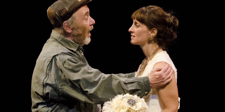 Prelude to a Kiss at 2nd Story Theatre