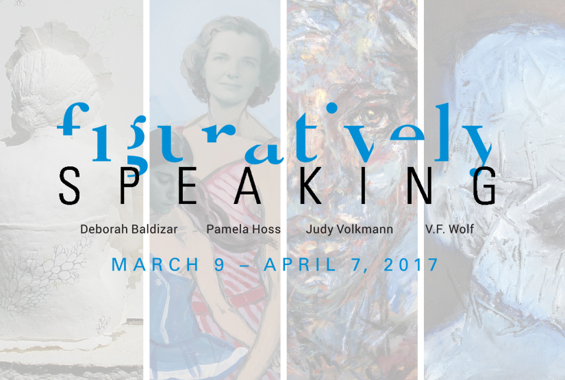 Figuratively Speaking at Grimshaw-Gidewicz Gallery, Bristol Community College