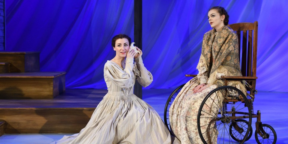 Little Women the Musical at Ocean State Theatre