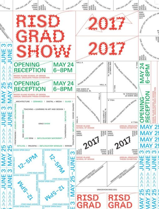 RISD 2017 Thesis Exhibition