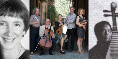 Aurea Ensemble with Lois Shapiro and Yang Wei