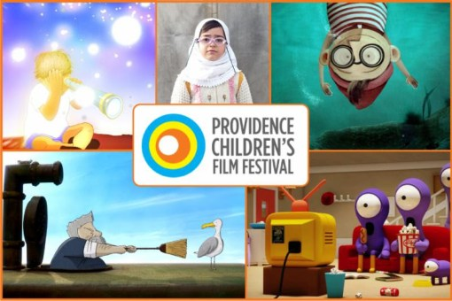 Providence Children's Film Festival in the park