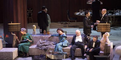The Exterminating Angel at Metropolitan Opera