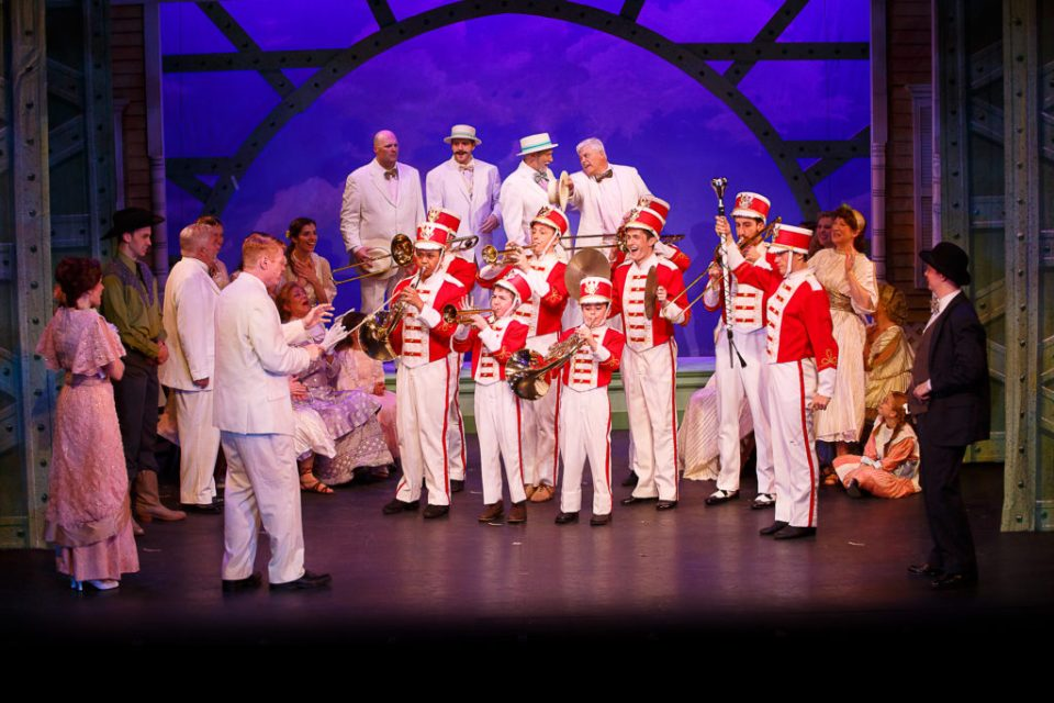 The Music Man at Theatre By The Sea
