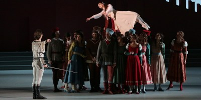 Bolshoi Ballet Romeo and Juliet