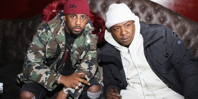 Fabolous and Jadakiss, Friday on Elm Street