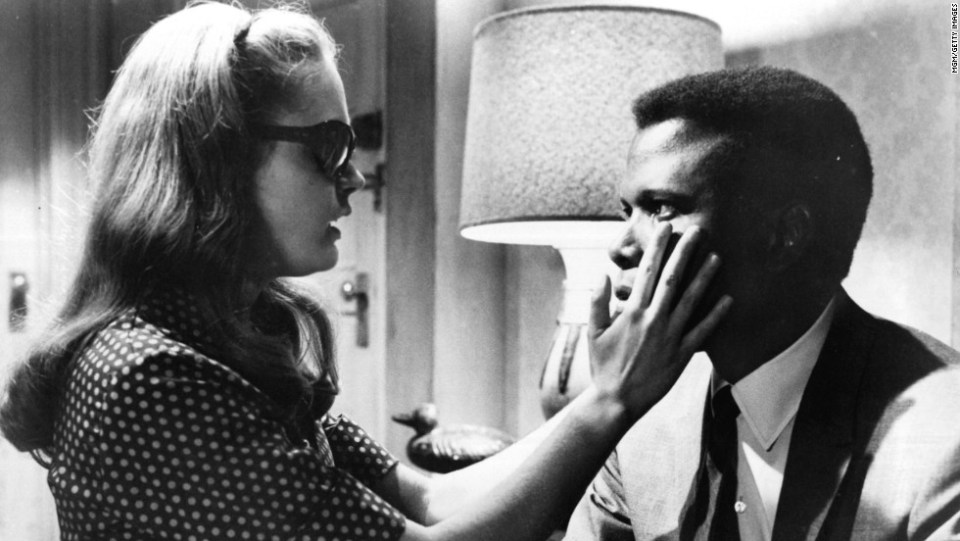 elizabeth hartman sidney poitier patch of blue