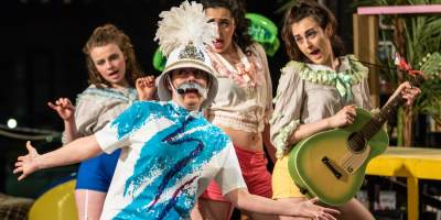 The Pirates of Penzance at The Wilbury Group (photo: Erin X Smithers)