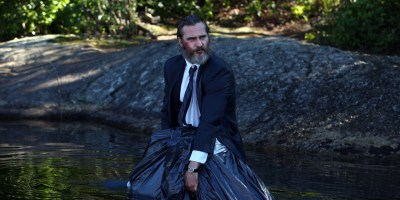 Joaquin Phoenix in You Were Never Really Here (Lynne Ramsay, 2018)