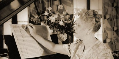 composer Florence Price in 1941