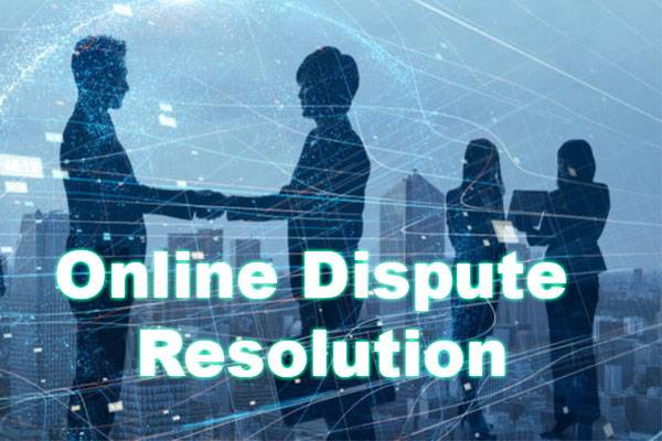 Online Dispute Resolution ONLINE DISPUTE RESOLUTION (ODR): PREFACE IN INDIA