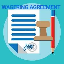 Wagering agreements