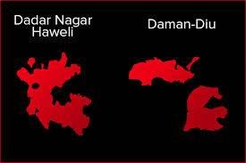 daman and diu DADRA AND NAGAR HAVELI AND DAMAN AND DIU(MERGER OF UNION TERRITORIES) BILL, 2019