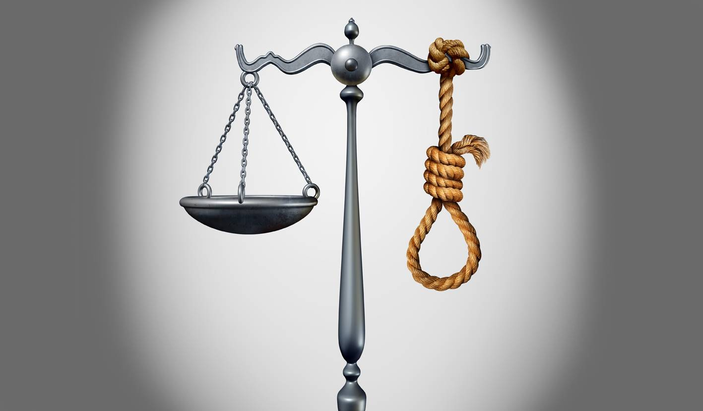 is death penalty justified Can death penalty be justified?