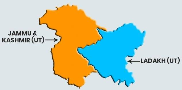 The Jammu and Kashmir Reorganisation Act, 2019