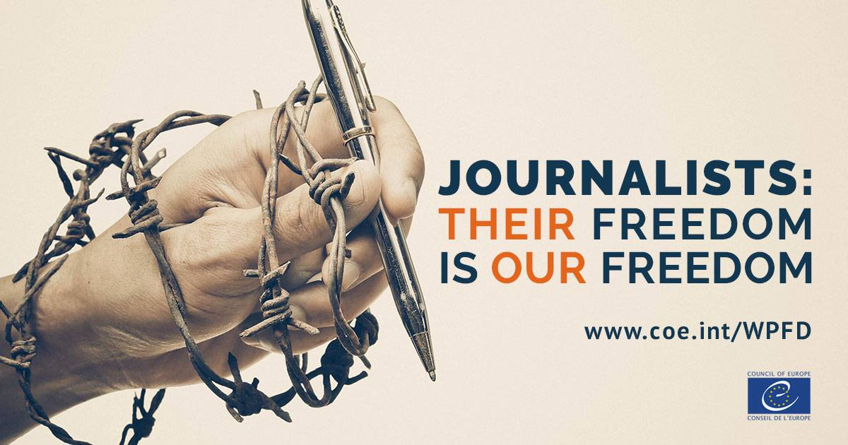 press freedom day Protection of press and media professionals under article 19