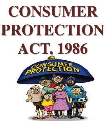 consumer protection act 1986 Consumer protection Act, 2019