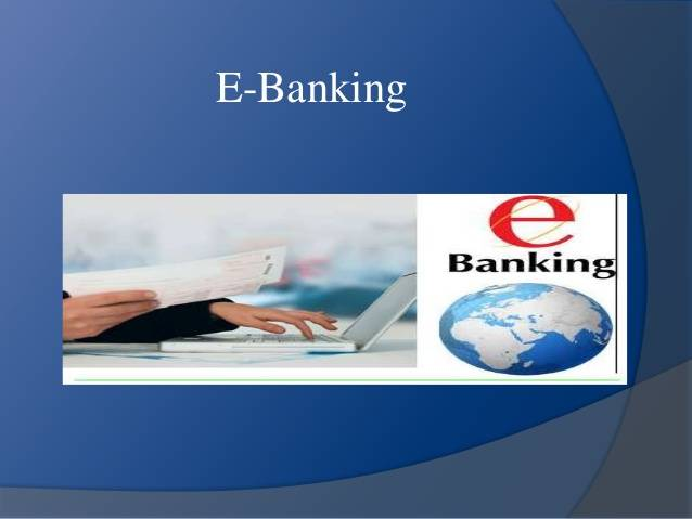 e banking 1 638 LEGAL CHALLENGES OF E-BANKING