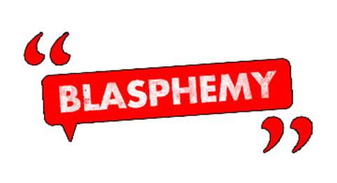blog blasphemy Blasphemy Law in India