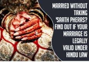 Ceremonies of Hindu Marriage: Section 7 of Hindu Marriage Act