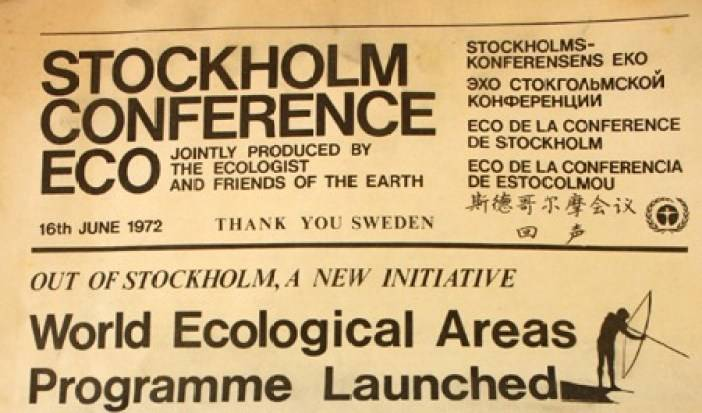 Provisions of the Stockholm Declaration 1972