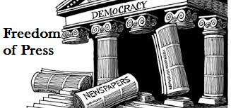 Freedom of press under Article 19 of Indian Constitution