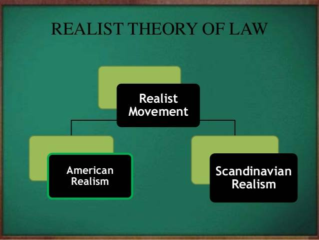American Realism & Scandinavian Realism - A brief on Legal Realism