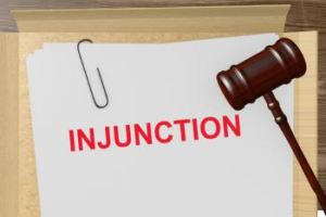 Injunctions and types of Injunctions