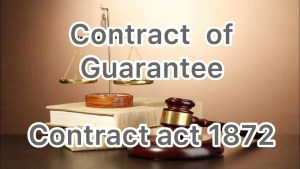 Meaning & Essential Elements of Contract of Guarantee