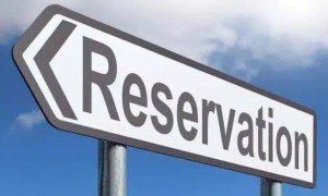 Provisions for Reservation under Constitution of India