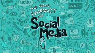 Role of Social Media in our life and its impact on society