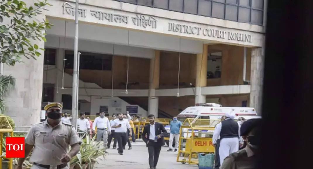 Blog on Rohini Court Shootout
