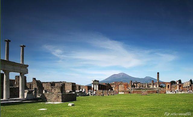 Pompeya, donde la historia vive 7