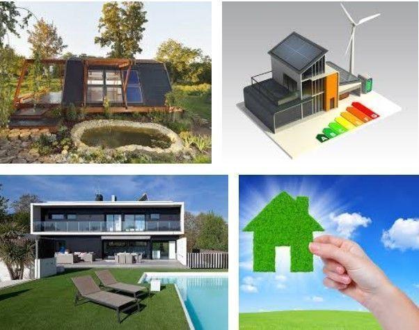 Lo bueno de tener una casa ecológica 1