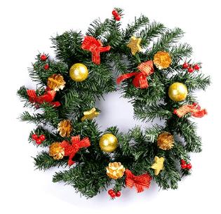 Cómo decorar la casa en Navidad 3