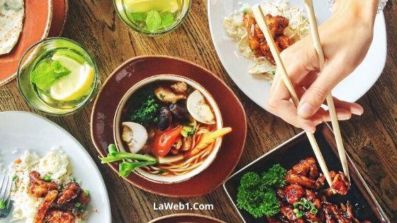 Recetas de la cocina china