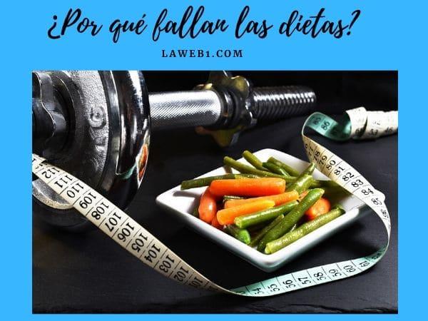 por que fallan las dietas