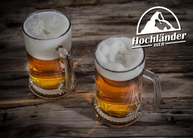 cerveza Hochländer