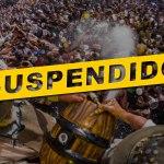 Oktoberfest suspendido