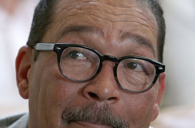 L.A. City Council President Herb Wesson: His district looks like a turkey.; Credit: PHOTO BY FAYE SADOU/ADMEDIA/NEWSCOM