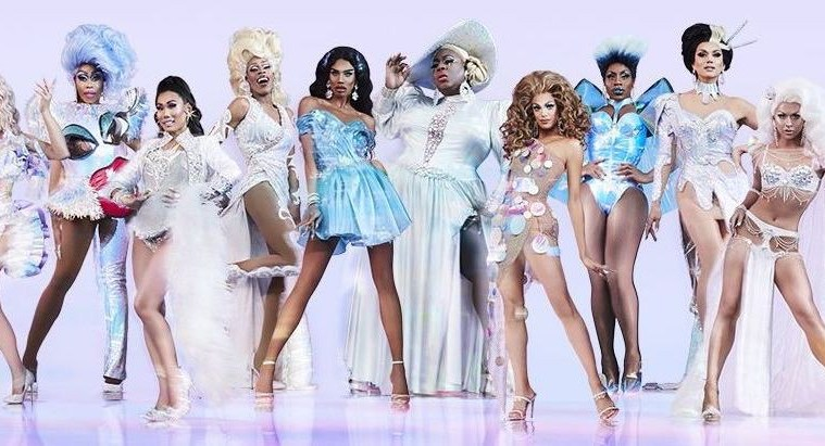 The cast of  RuPaul's Drag Race All Stars 4; Credit: VH1 Press