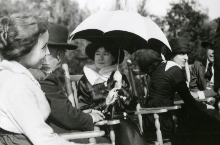 Be Natural: The Untold Story of Alice Guy-Blaché; Credit: Zeitgeist Films