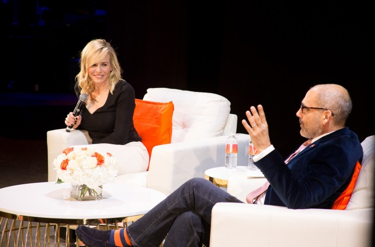Chelsea Handler and Canndescent CEO Adrian Sedlin; Credit: Courtesy Canndescent