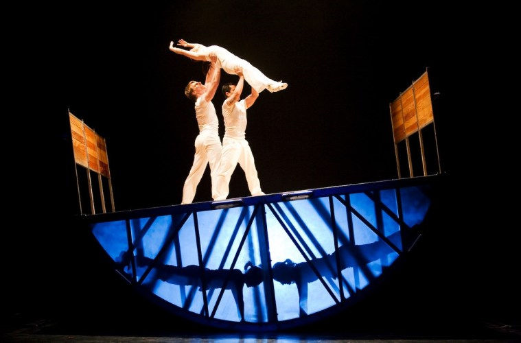Diavolo: Architecture in Motion will be at L.A. Dance Festival.; Credit: George Simian
