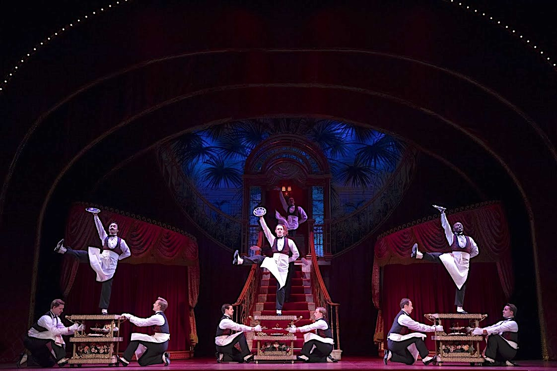 Hello, Dolly!'s dance sequences provide spectacle.; Credit: Julia Cervantes