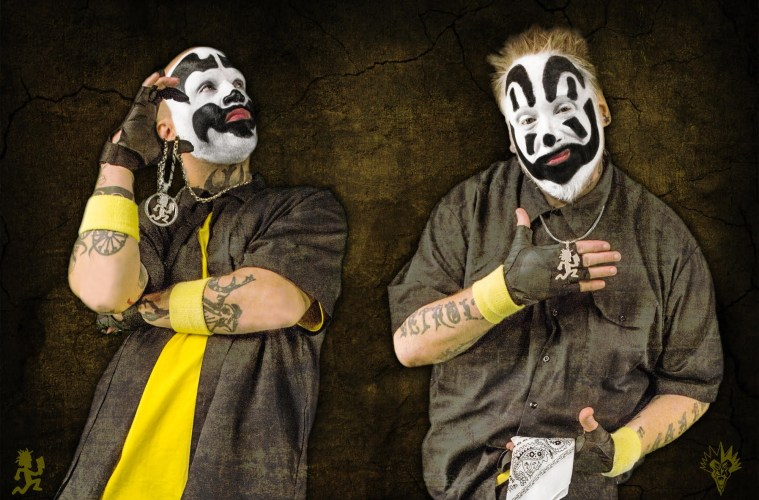 ICP with Shaggy 2 Dope