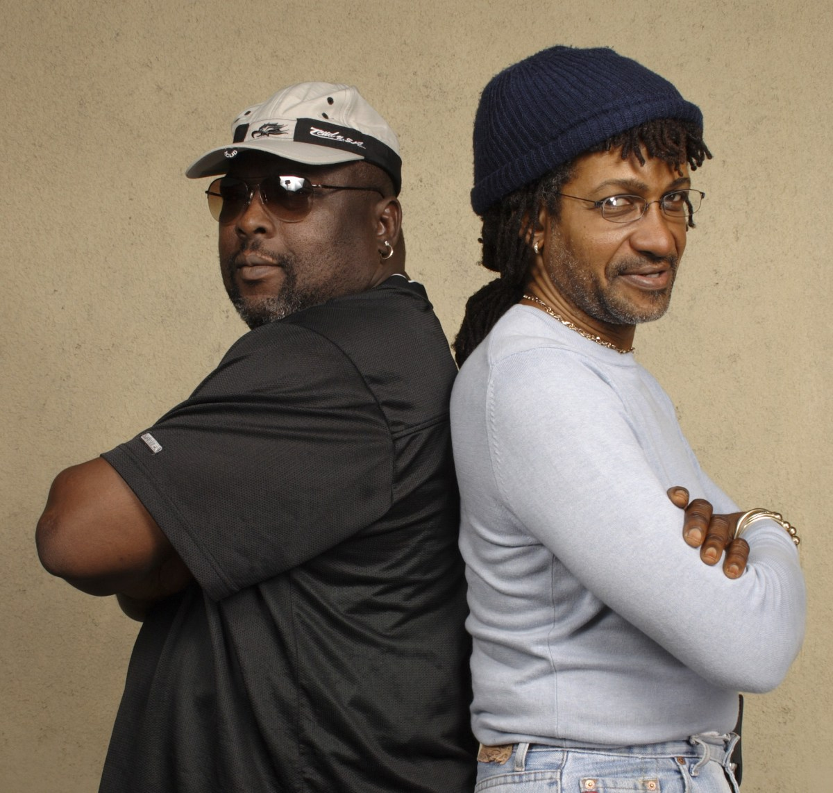 Sly & Robbie; Credit: Courtesy Kings Music International