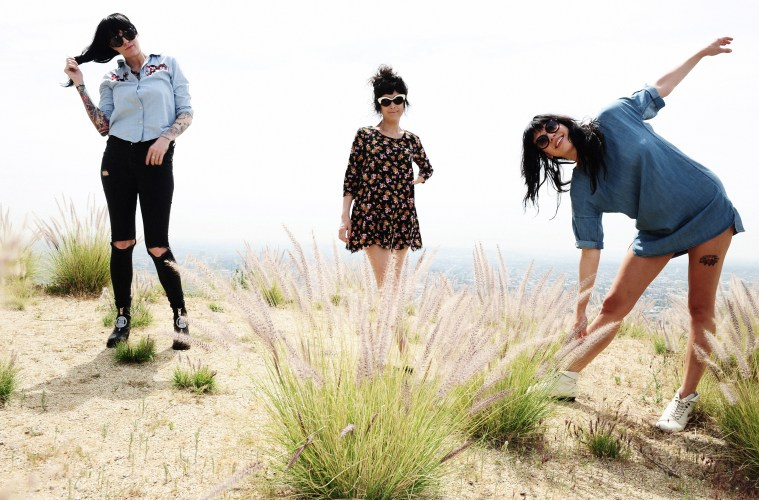 The Coathangers; Credit: Jeff Forney